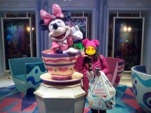 ディズニーセレブレーションホテル フロント
