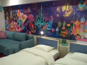 ディズニーセレブレーションホテル ウィッシュ 客室